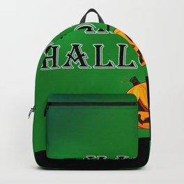 Happy Halloween Backpack