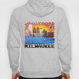 8 Bit Milwaukee Hoody