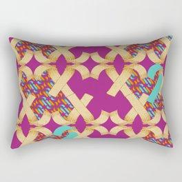 Number 2 - V2 Rectangular Pillow