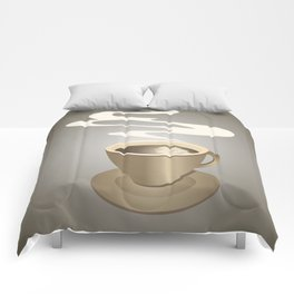 Coffee cup Comforters