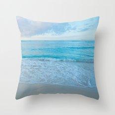 calm day 03 Throw Pillow