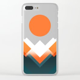 Everest Clear iPhone Case