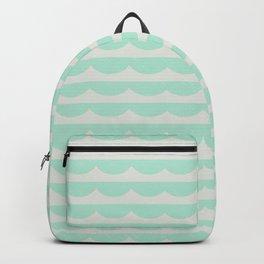 Winter Scallops Backpack