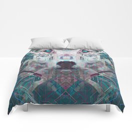 Moon Watcher Comforters