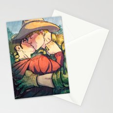 William and Theodore 27 Stationery Cards