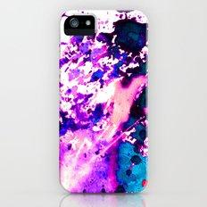 wild Purple iPhone (5, 5s) Slim Case