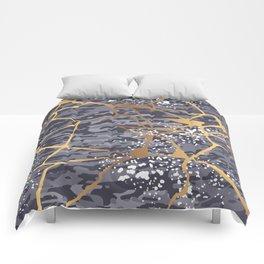 Kintsugi # 1 Comforters