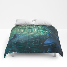 Old One Returning Comforters