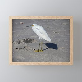 Be Yourself Framed Mini Art Print