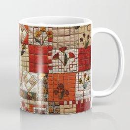 Medieval quilt Coffee Mug