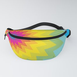 Psychedelic #2 Fanny Pack