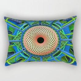 Inner Vision Rectangular Pillow