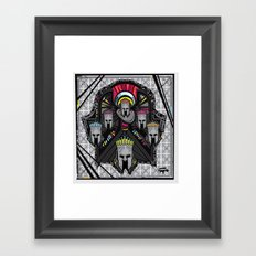 The Kings Framed Art Print
