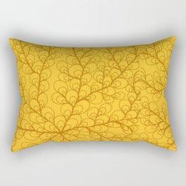 Seed of the Yellow Vine Rectangular Pillow