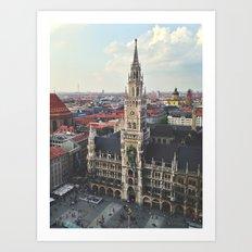 Glockenspiel Art Print