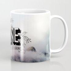 Rise and Shine and get shit done Mug