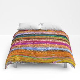 Indian Colors Comforters