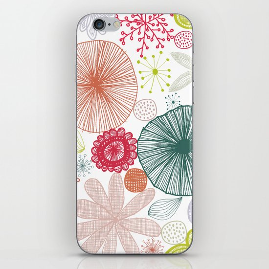 Sweet Paradise iPhone & iPod Skin