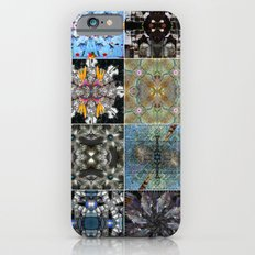 16 mandala iPhone 6s Slim Case