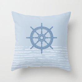 Nautical AFE_2020_8_1 Throw Pillow