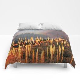 Deaths Comforters