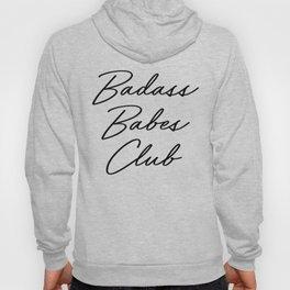Badass Babes Club 2 Hoody