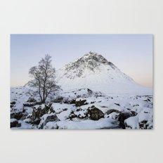 The Buachaille Etive Mor Mountain Canvas Print