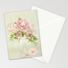 summer bouquet Stationery Cards