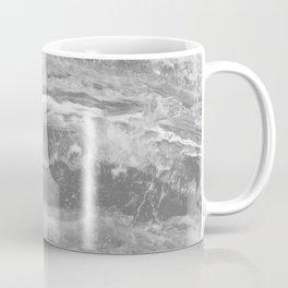 Real Gray Marble Coffee Mug