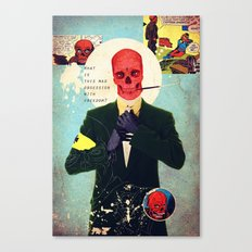 What Is This Mad Obsession With Freedom? Canvas Print