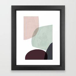 Gloop 3 Framed Art Print