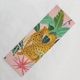 Cheetah Crush Yoga Mat