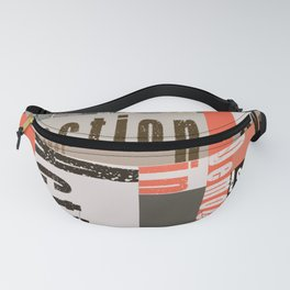 Election Day 8 Fanny Pack