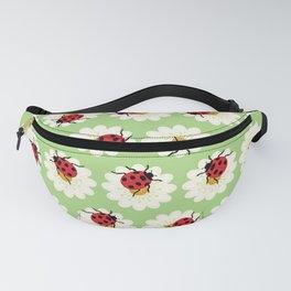 Ladybugs pattern Fanny Pack