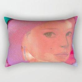 HELLO STRANGER Rectangular Pillow