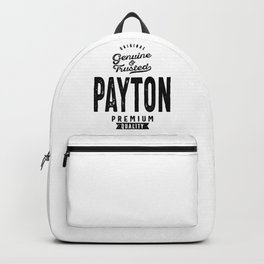Payton Personalized Name Birthday Gift Backpack