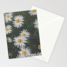 Trippy Daisies Stationery Cards