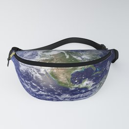 Planet Earth - The Blue Marble From Space Fanny Pack