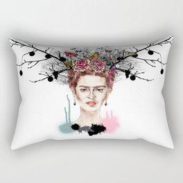 The Little Deer Rectangular Pillow