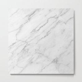 Marble II Metal Print
