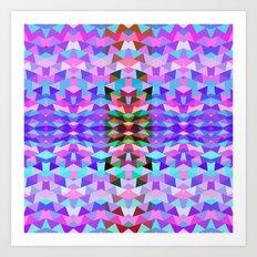 Mix #322 Art Print