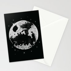 thats not a disco Stationery Cards