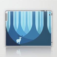 Blue forest Laptop & iPad Skin