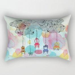 SEATED HIGH Rectangular Pillow
