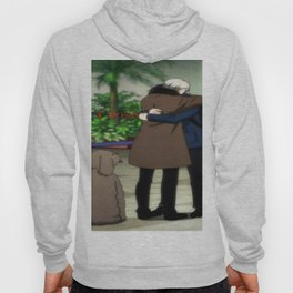 Stay Close To Me - Yuri On ice Hoody