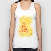 nirvana Tank Tops featuring NIRVANA by Cristian Armen