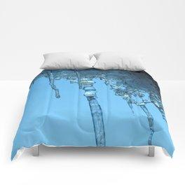 Ice Photo 2 Comforters