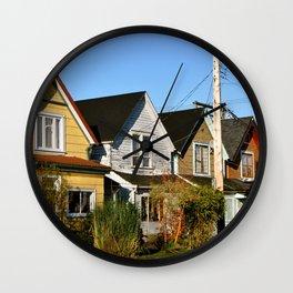 Strathcona Wall Clock