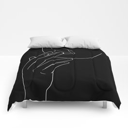 fumée Comforters