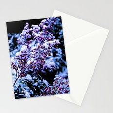 White Winter Stationery Cards